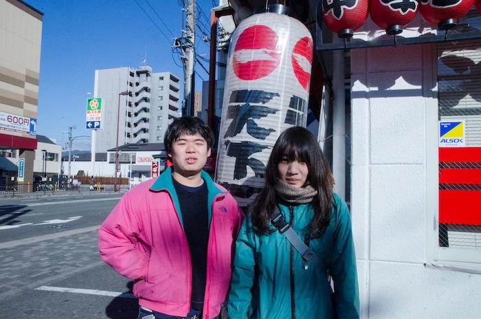京都発シューゲイザー・バンド、メシアと人人がミニ・アルバム発売&インタヴュー掲載!