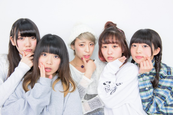 POP、2ndシングル『QUEEN OF POP』を配信スタート&メンバー個別インタヴューを掲載