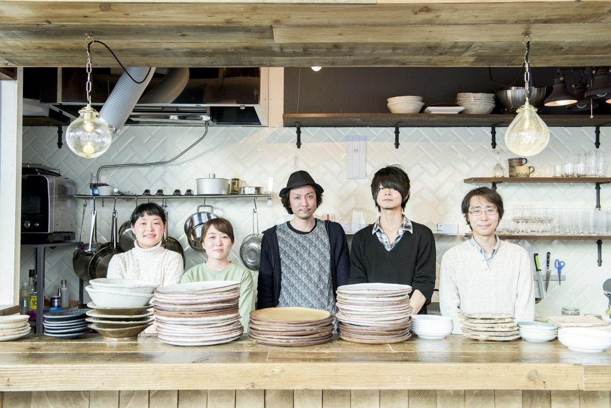 kilk×ヒソミネによるコミュニティカフェ「bekkan」徹底紹介