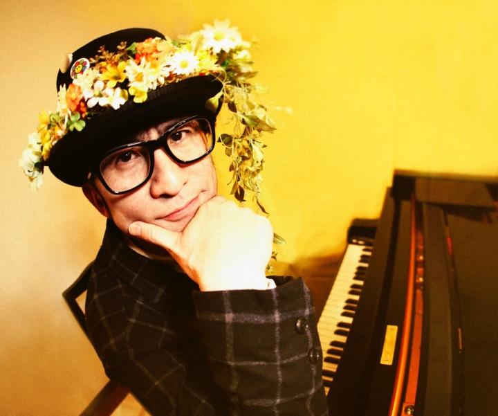 リクオ、2年振りのスタジオ・アルバム『Hello!』を自身のレーベルよりリリース