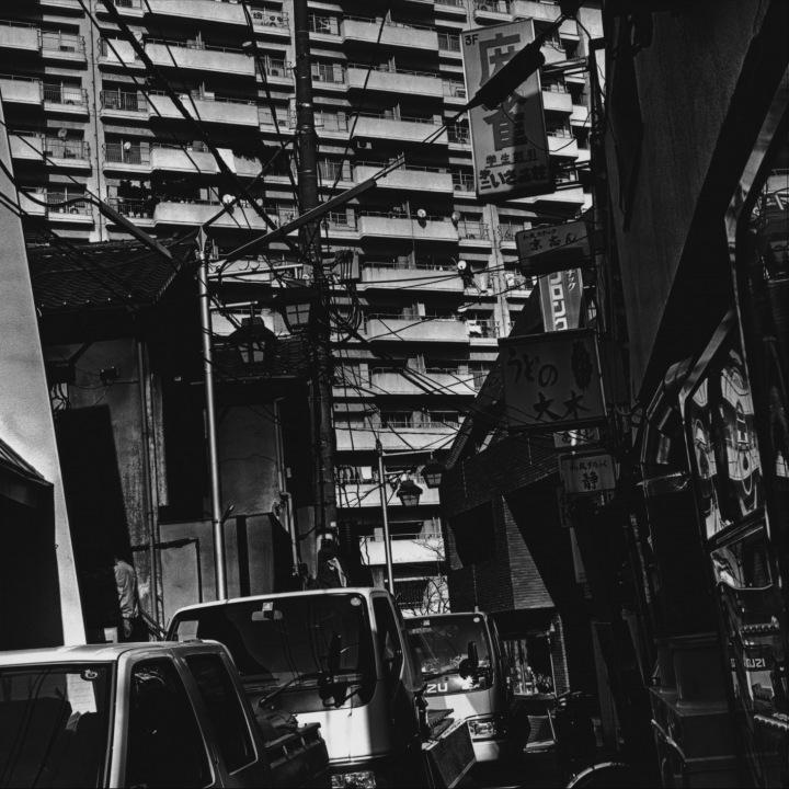 Moe and ghosts × 空間現代、コラボ・アルバムをハイレゾ配信