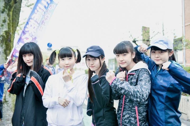 STEREO JAPAN緊急連続企画ーー5月4日リリースのシングルが1万枚売れたら解散!? リリパまでの約2ヶ月間を追う!! Vol.4 解散をかけた三浦菜々子大マラソン大会、密着レポート