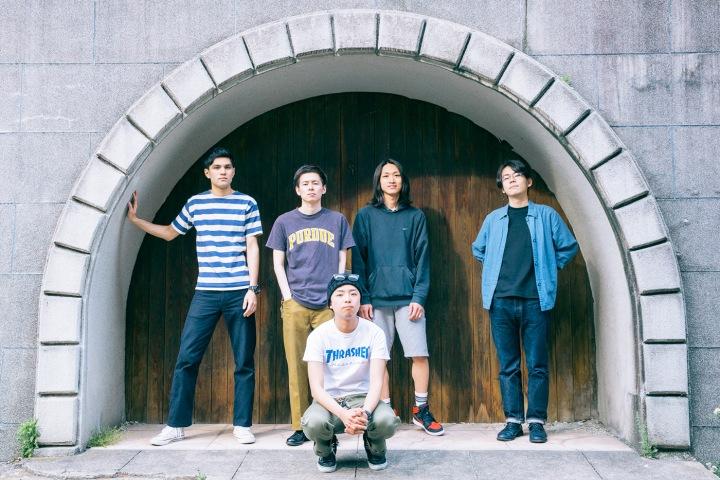 平均22歳の5人組、odolのバンドの革新感じる2ndアルバムを配信&インタヴュー