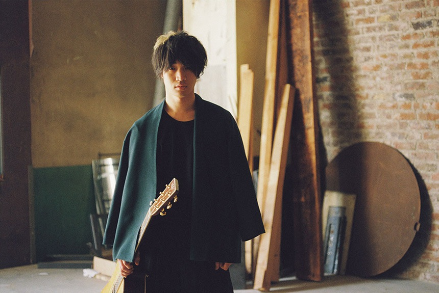 戸渡陽太、メジャー・デビュー・アルバム『I wanna be 戸渡 陽太』をリリース&インタヴュー掲載