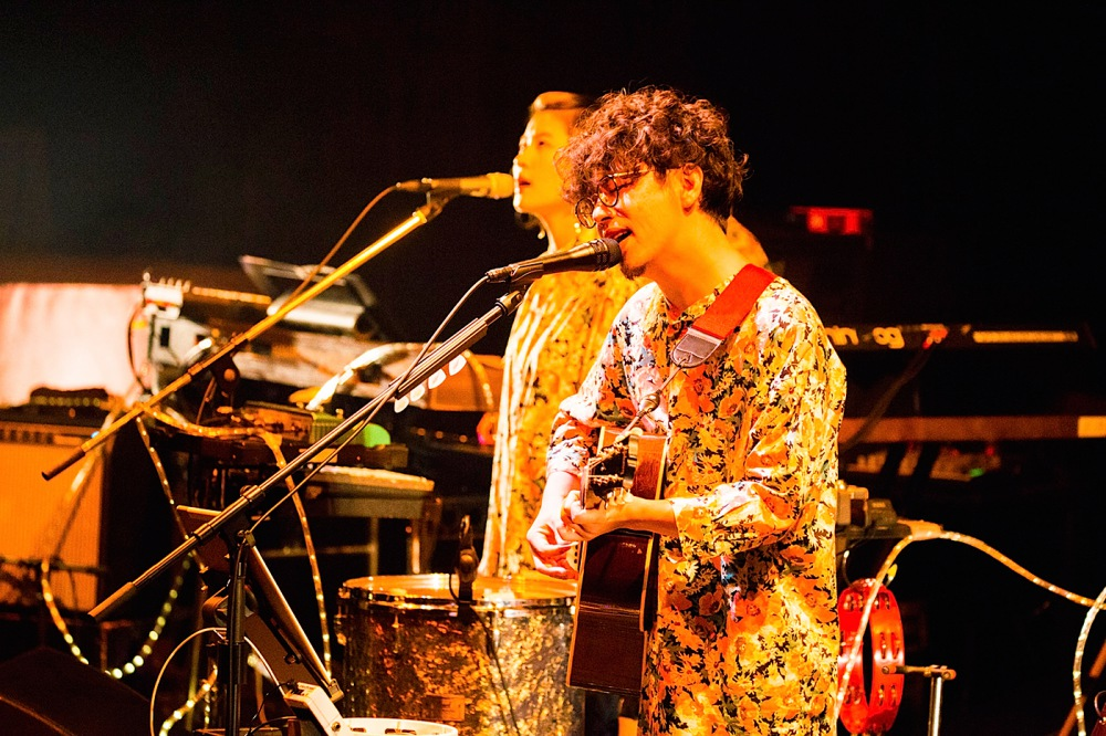 Gotch、2ndソロ・アルバムをハイレゾ配信&7人のバンド編成で望んだビルボードライブ東京でのワンマン・レポート