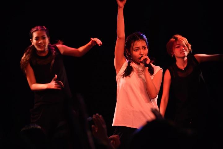山形生まれ、ラスベガス育ちの新世代歌姫、じぇにー。の バースデー・ライブの模様を独占ハイレゾ配信開始!!