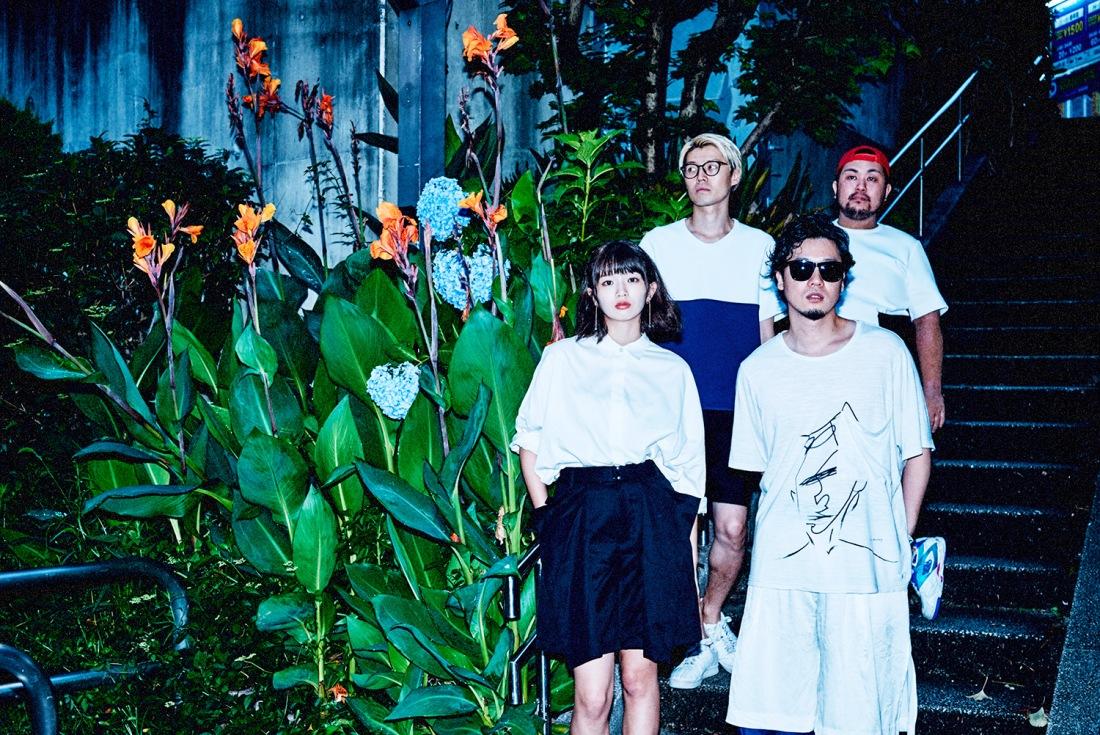 石毛輝、岡本伸明を中心に、江夏詩織、高橋昌志の4人による新バンド、lovefilmの1stアルバムをハイレゾ配信