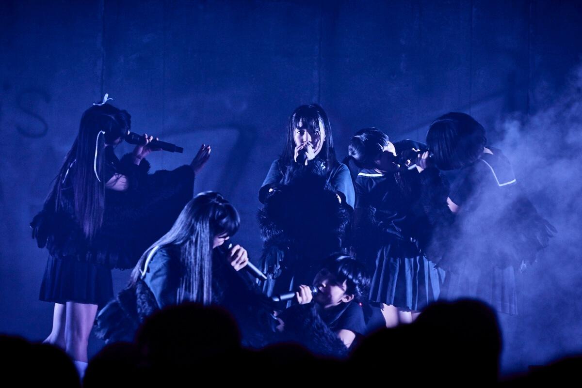BELLRING少女ハート、三部作ワンマン第1弾『Q』Zepp Tokyoを独占ハイレゾ配信