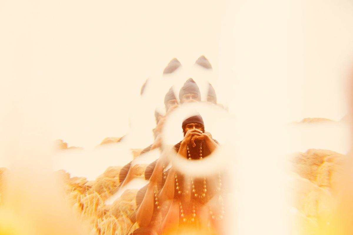 世界の裂け目に響き渡るサイケ・ブルース──〈WARP〉屈指の奇才、ゴンジャスフィ、3rdアルバムをリリース!