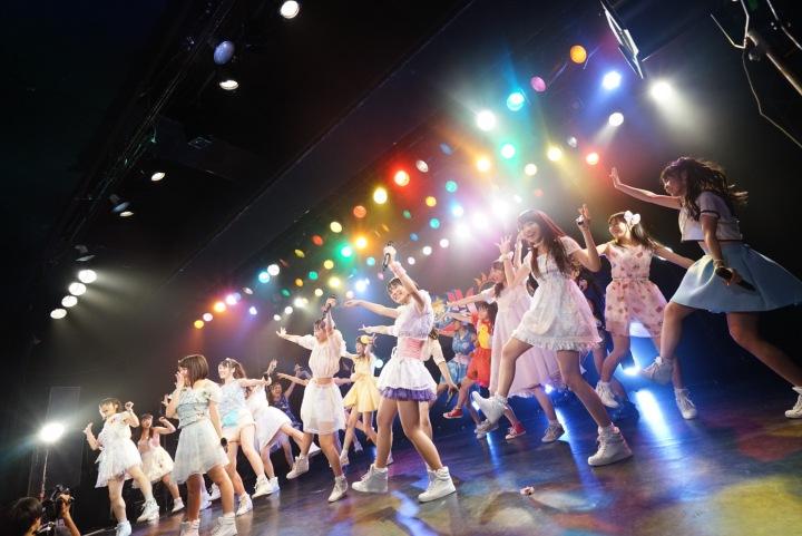 虹のコンキスタドール、最新シングルハイレゾ先行配信、ツアーライブレポ掲載!