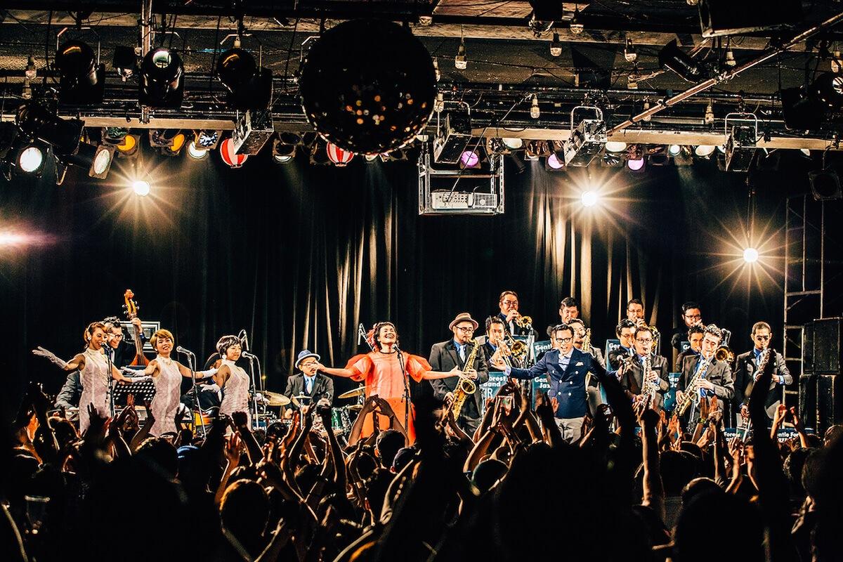 二階堂和美 with Gentle Forest Jazz Band、初アルバム配信&インタヴュー