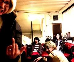 福岡のジャンク・ブルース・バンド、folk enoughの新作EP2作がハイレゾ配信