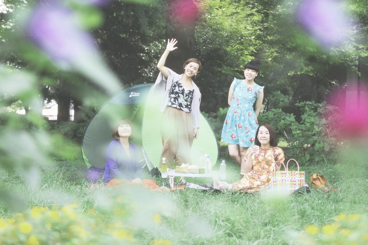 【連載】タフな乙女のアパートメント〈花とポップス〉から4ヶ月連続リリース! 第1回座談会