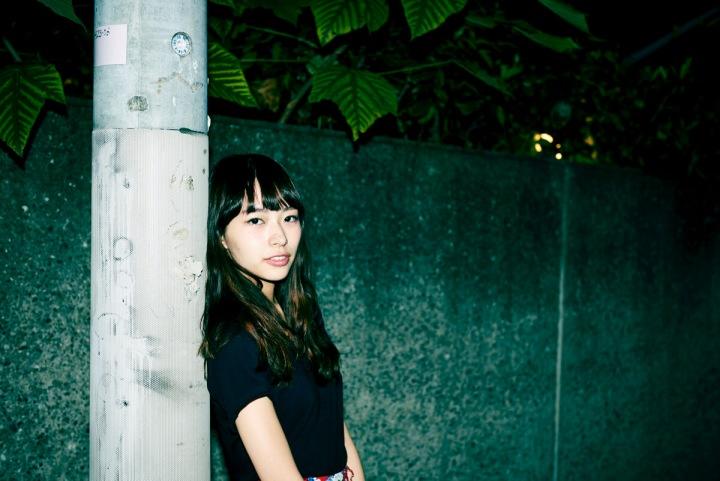 新生BiS・インタヴュー、アヤ・エイトプリンス編