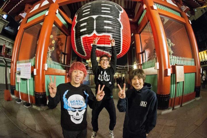 【REVIEW】ハイスタ is Back!! ── 世間をアッと驚かせた16年ぶりの新譜が配信スタート!!