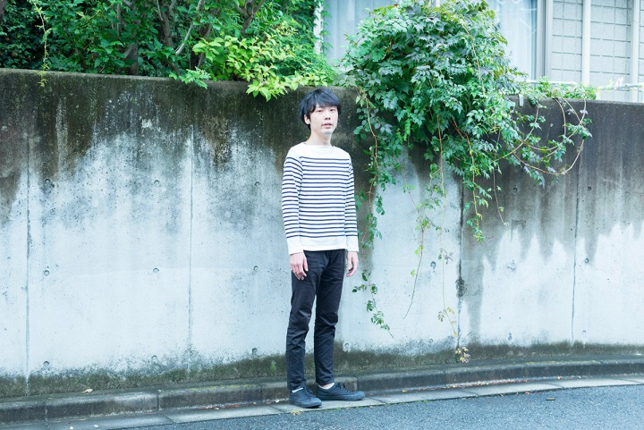 京都のスーパーノアのギター&ヴォーカル、井戸健人のソロ・プロジェクト「イツキライカ」より1stフル・アルバム配信