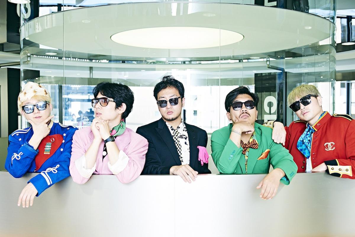 韓国のソウル・ファンク・ディスコ・バンド、Sultan of the Discoより日本デビュー作ハイレゾ配信!!