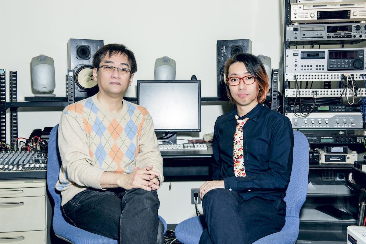 次世代クリエイター・砂守岳央連載!! 第2回は作曲家、田中公平との対談を掲載