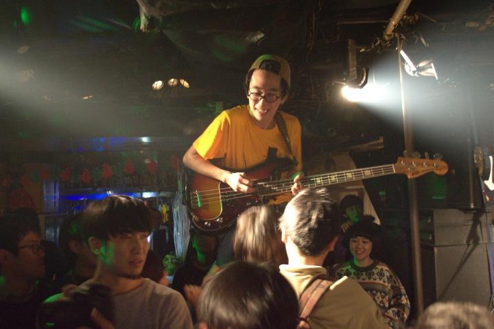 京都の地下から世界中に響かせる声! 生き埋めレコーズ主催イベント<お~い2>