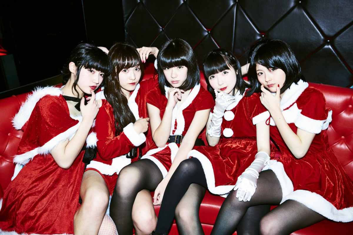 【メリクリ】Sexy Tokyo、クリスマス・イブの夜に六本木で行われた解散ライヴ音源をフリー配信プレゼント