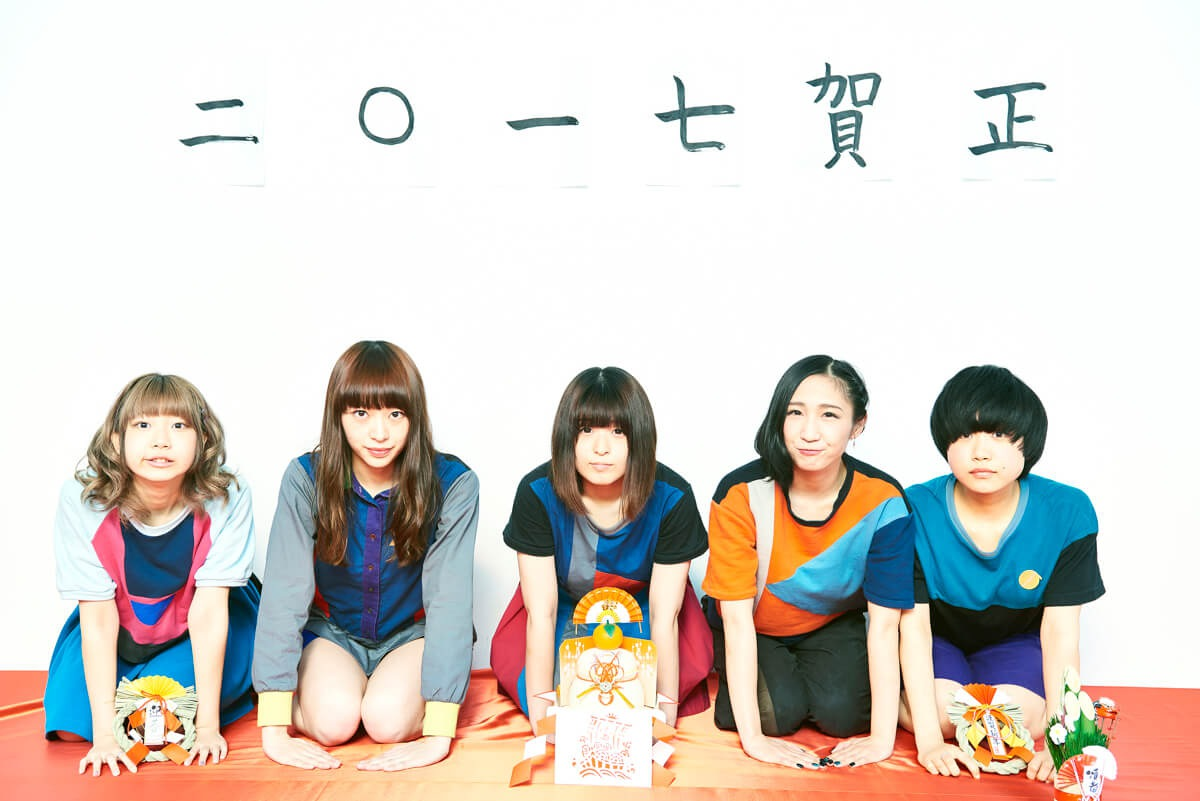 新生BiS、2017年新春記念!! おみくじ付き新曲フリーDL&全員インタヴュー