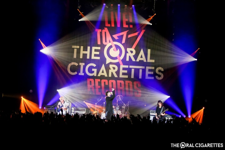 【REVIEW】THE ORAL CIGARETTES