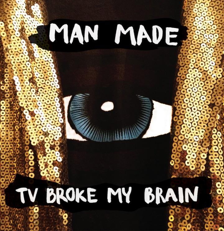 Man Madeデビュー・アルバム『TV Broke My Brain』をハイレゾ配信