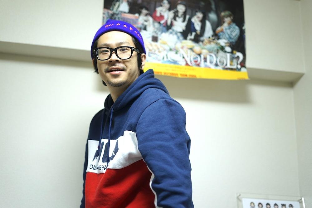 アイドル・グループ構成員増殖計画vol.75 渡辺淳之介インタヴュー「いまでも音楽に狂わせてほしいと思っている」