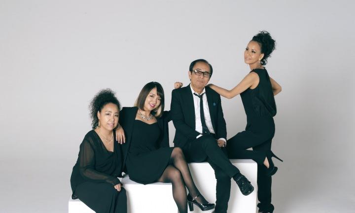 日本語ジャズの楽しさをーールパン音楽でおなじみコーラス・グループFujikochansを大野雄二がフィーチャー