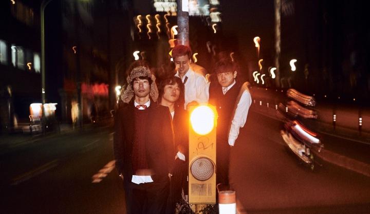 空きっ腹に酒、6thフル・アルバム『粋る』をリリース&インタヴュー