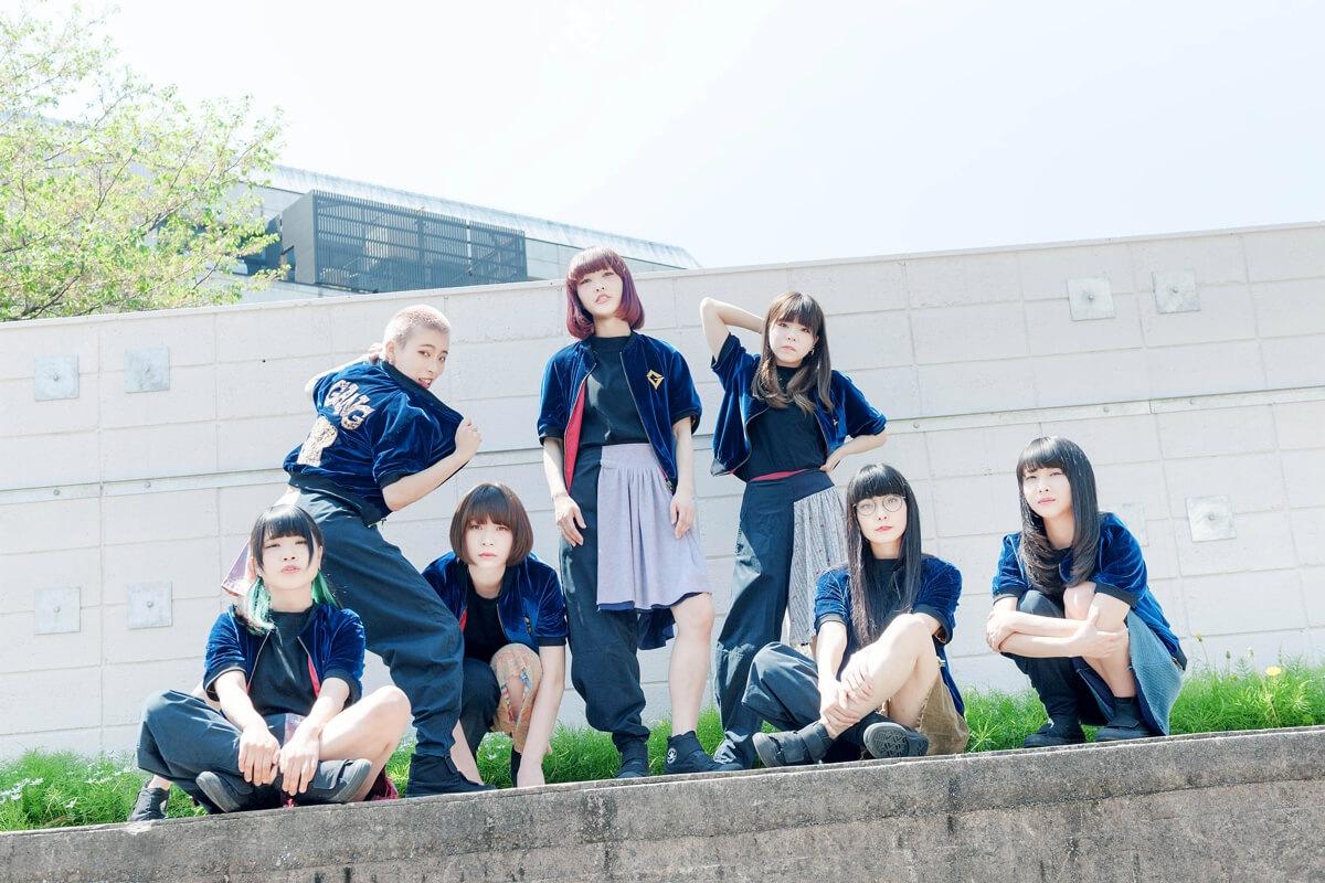 GANG PARADE、ユア、ユウカが合宿オーディションで学んだものとは?ー最新シングル『FOUL』配信開始
