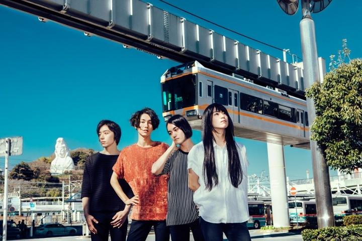 【REVIEW】平成のビューティフル・ロックカルテット、クウチュウ戦の新アルバム――進化の果てに描いた愛の極致