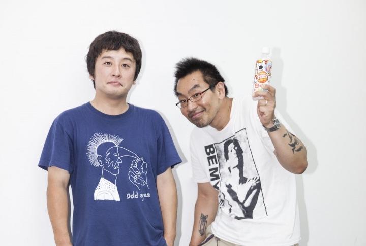 谷ぐち順(Less Than TV) & 安孫子真哉(KiliKiliVilla)によるパンク・レーベル・オーナー対談!!