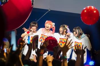 ゆるめるモ!、 ツアーファイナル・赤坂BLITZワンマンの音源をハイレゾ配信!