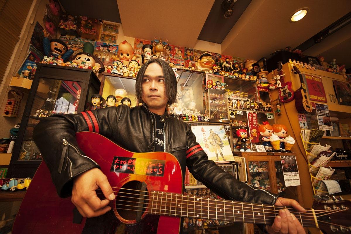 【1週間先行配信】中川敬、通算4枚目のソロをリリース