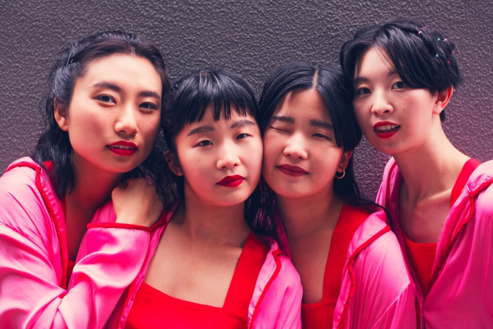 足りないぐらいがいいんだよ!──CHAIが「NEO」な魅力満載の初アルバムをリリース