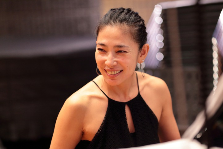 大西順子、ジャズ・ピアニストを語る