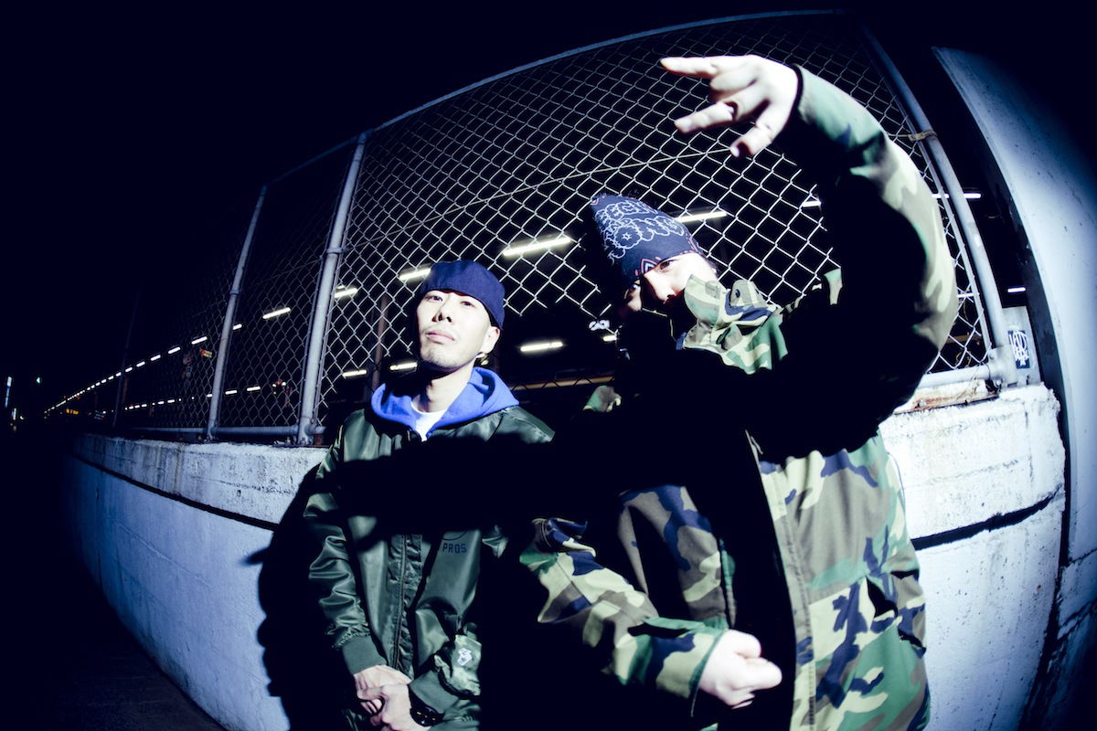 【REVIEW】BES & ISSUGI、強力布陣によるジョイント・アルバムをリリース