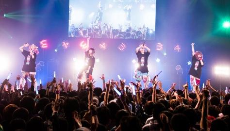 【LIVE REPORT】みんなが望んだ楽園はここにあった!!──ゆるめるモ!、ZEPP TOKYOでのツアー・ファイナルをハイレゾ配信!!