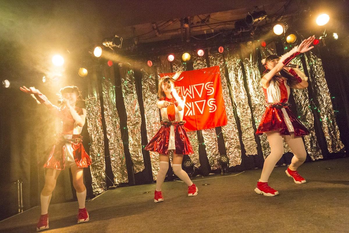 """Lo-Fiドリームポップ・アイドル""SAKA-SAMA、渋谷TSUTAYA O-nestにて開催した初のワンマン・ライヴの模様をハイレゾにて独占配信!"