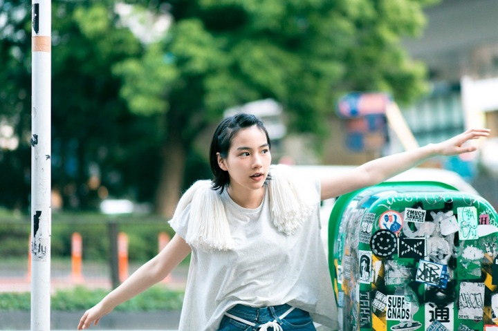 【連載】〜I LIKE YOU〜忌野清志郎──《第7回》 のん(女優 創作あーちすと)