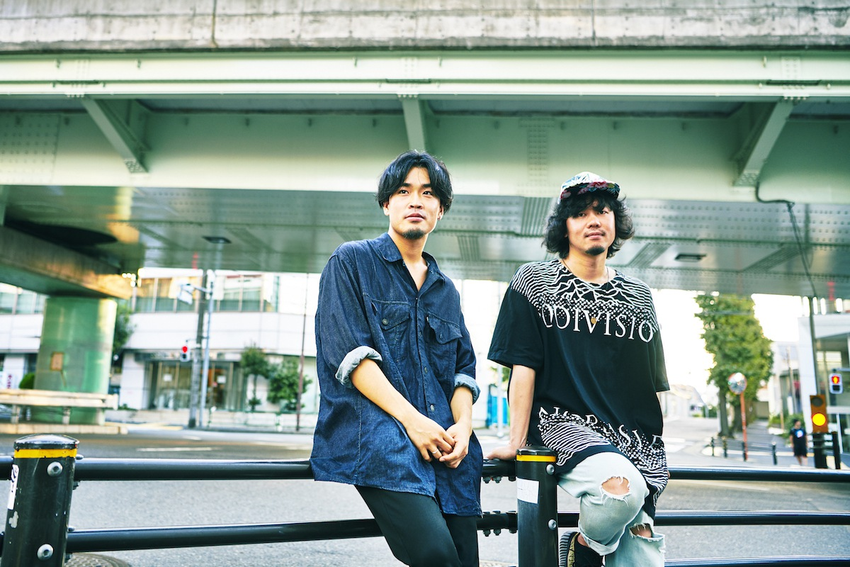 Yap!!!、2作同時リリース記念対談──石毛輝(Yap!!!) × MONJOE(DATS / yahyel)