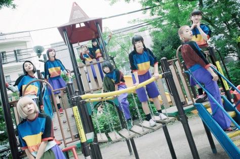 ZEPP TOKYOにてツアーファイナル「圧倒的なGANG PARADEを見せることが恩返しになる」