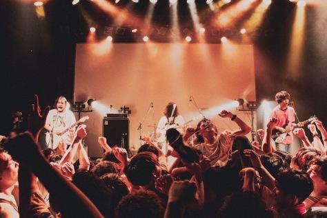 【LIVE REPORT】TENDOUJI自主企画〈MAKE!TAG!NIGHT!!!〉@WWW X