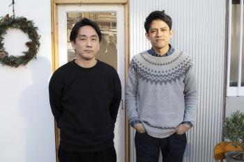 【nuance、O-EASTへの道 第1回】佐藤嘉風×フジサキケンタロウ