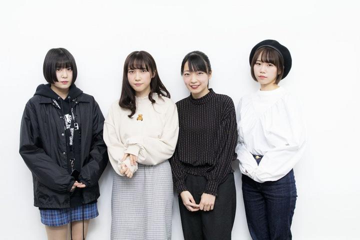 【nuance、O-EASTへの道 第2回】misaki × 珠理「小さなステージで終わりたくない」