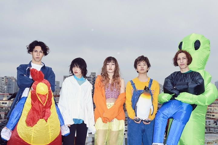 平均年齢19歳の5人組バンド・FAITH 待望の2nd EPをリリース