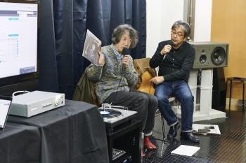 山本浩司 × 高橋健太郎〈KORG Nu 1で聴く現代ブルーノートの名盤セレクション〉