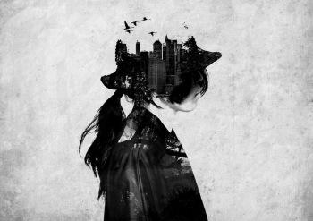 """""""歌に哲学を""""──4年ぶりフル・アルバム『Arche』から上北健の表現の原点を探る"""