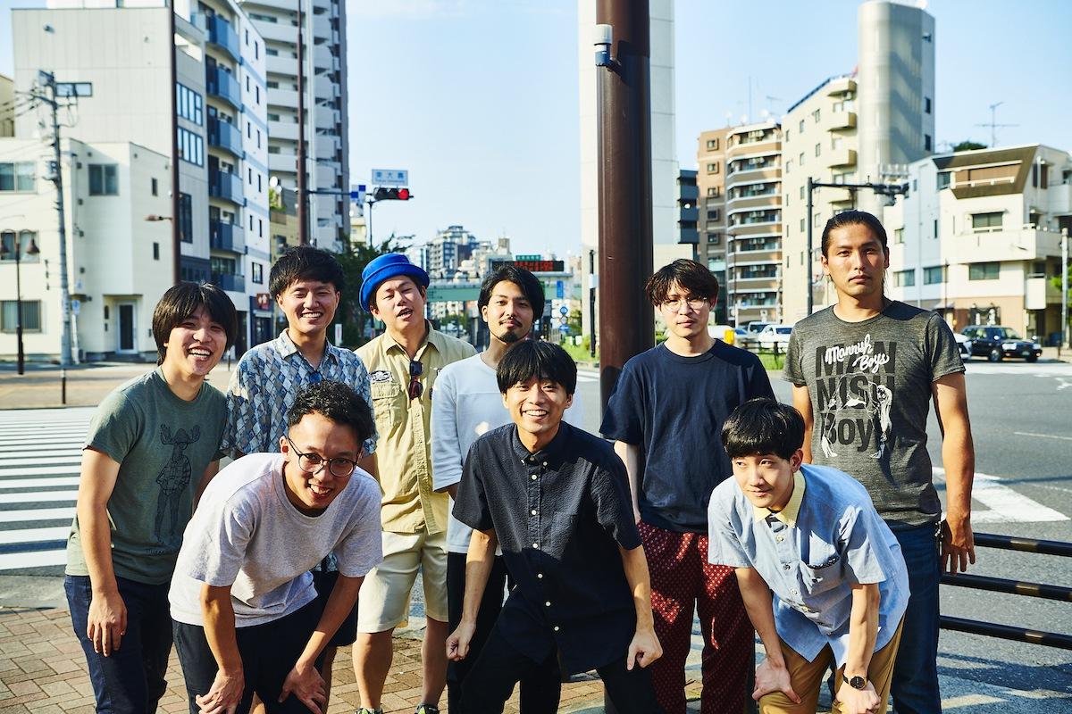 〈WaikikiRecord〉が20周年愛され続けたワケ──空中 × パリス、若手座談会